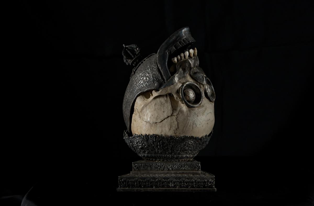 Ornamental SkullSideSmall